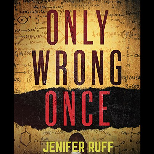 Only Wrong Once audiobook cover art