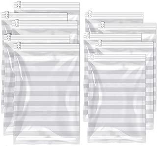 Dr. Storage圧縮袋 衣類圧縮袋 手巻き 10枚入り 【L・Mサイズ各5枚組】 掃除機不要 防塵防湿 防虫防カビ 繰り返し使用出来 衣替え収納/旅行/引越し/出張/家庭