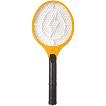 BJE Mosquito Killing Racket, Electric Insect Killer, Mosquito Bat, Mosquito Swatter, Mosquito Racket, Suitable For All Sorts Of Insects (Mix Colors)