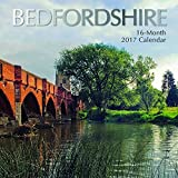Bedfordshire Beautiful Sights and Photographed Scenery 2017 Monthly Wall Calendar, 12' x 12'