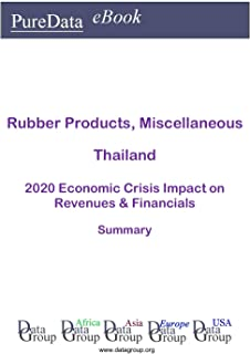 Rubber Products, Miscellaneous Thailand Summary: 2020 Economic Crisis Impact on Revenues & Financials (English Edition)