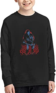 3D Shining Jack Teenager Fleece Casual O Neck Sweater Sweatshirt Fashion Long Sleeve T-Shirt for Boys