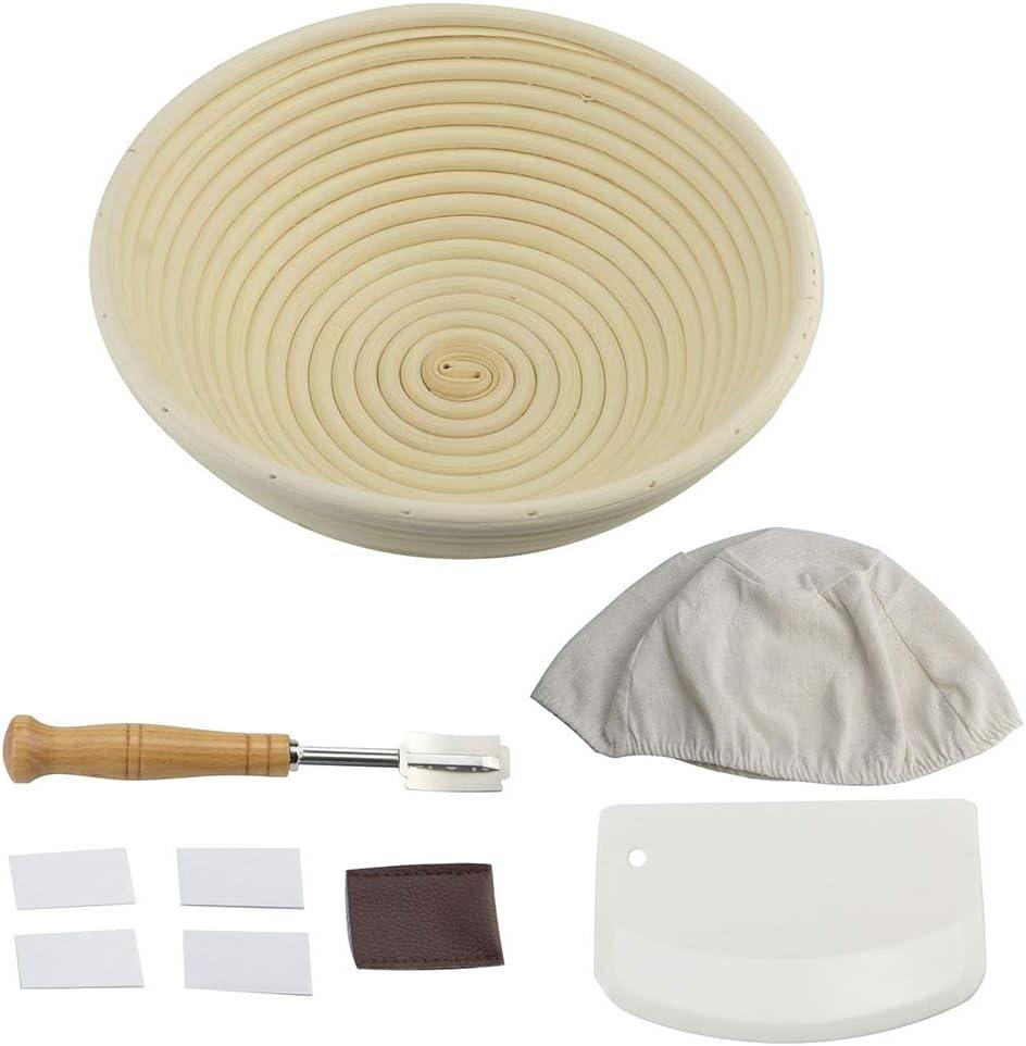 DOITOOL Banneton Japan Maker New Bread Proofing List price for Sourdough Prov Baskets