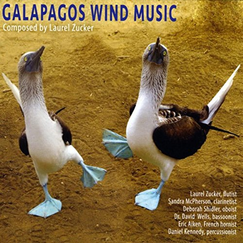 Galapagos Wind Music