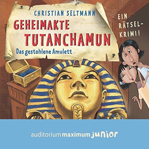 Geheimakte Tutanchamun - Das gestohlene Amulett Titelbild