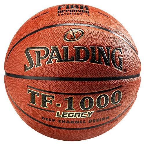 Spalding Basketball RF 1000 Legacy, orange, Gr. 7