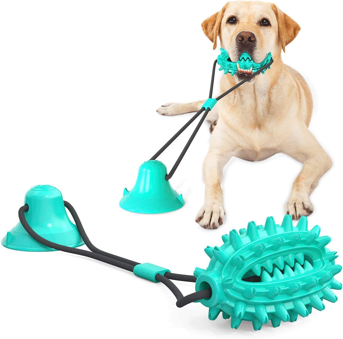 BeiNing Dog Chew Suction New popularity Cup Tug War Multifunction Toy of Chewe Direct stock discount