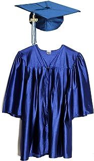 Preschool and Kindergarten Graduation Cap and Gown, Tassel and 2020 Charm