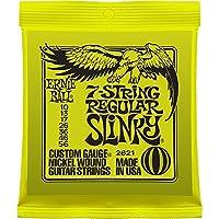 ERNIE BALL 2621 7-String Regular Slinky 7弦エレキギター弦×6セット