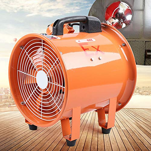 Industrie EX Axial Ventilator Explosionsgeschützter Lüfter Leise Rohrventilator