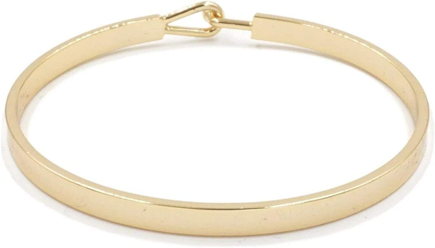 Kinsley Armelle Cuff Collection - Gold Bracelet