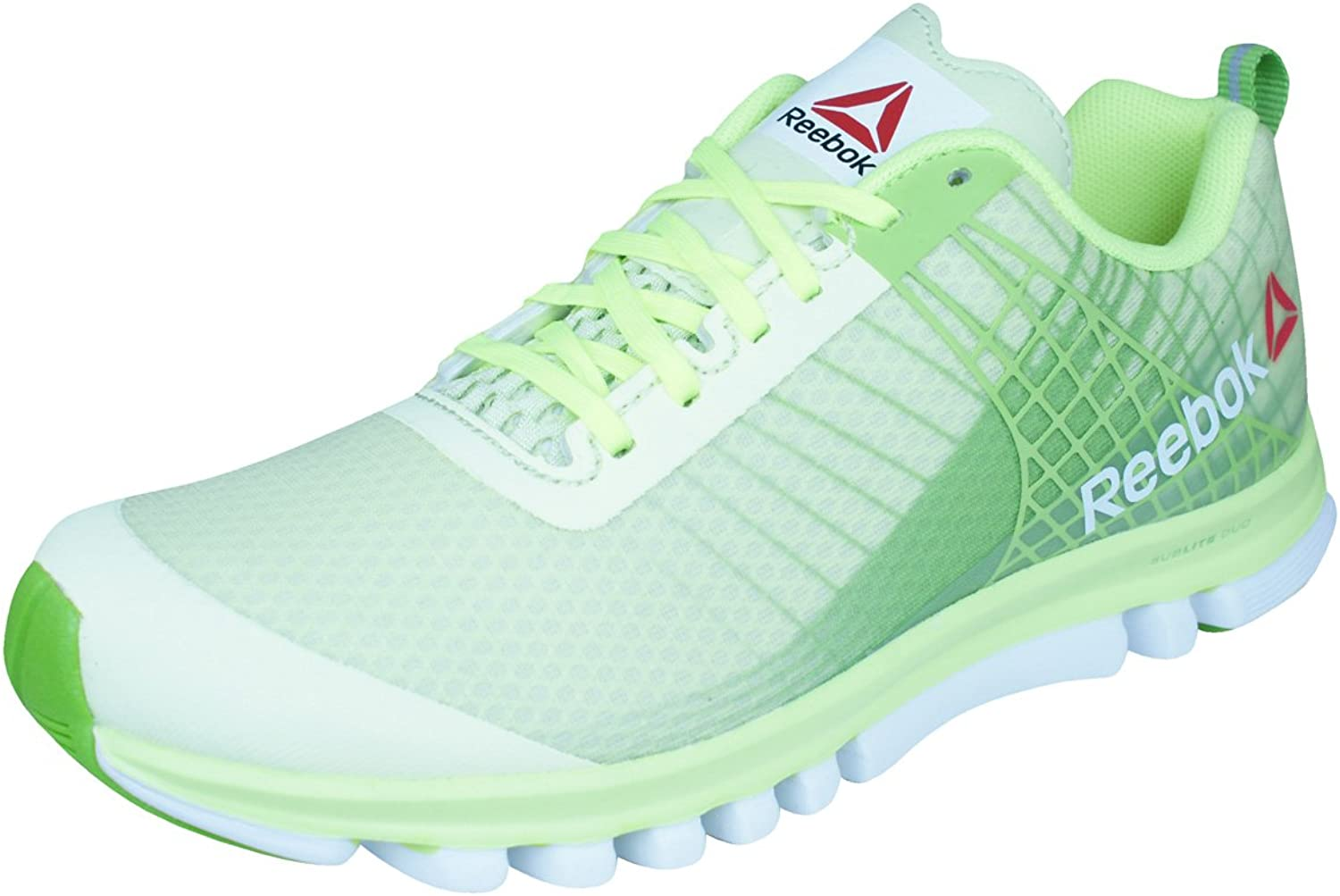 Reebok Sublite Duo Speed Womens Running Sneakers