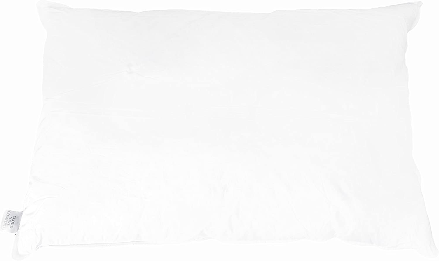 Cloud Nine Comforts Neste Pillow, Queen, White