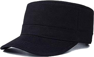 Fasbys Newsboy Flat Caps Hats Mens Summer Cotton Ivy Gatsby Cabbie Cap Peak Hat Adjustable