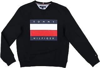 tommy hilfiger athletic logo sweatshirt