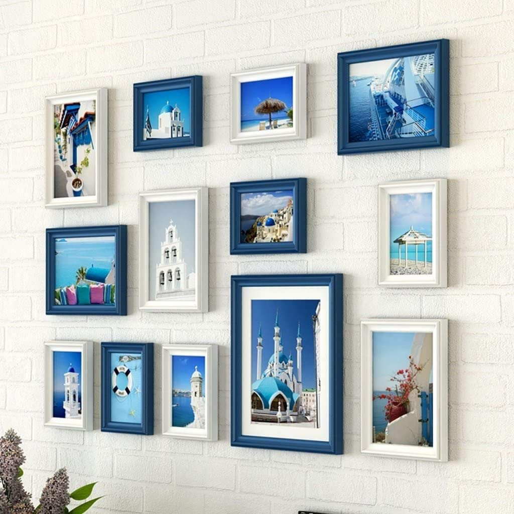Home Living Room Wall Hanging Free shipping on posting reviews Gallery Kit Large Picture Multi New products, world's highest quality popular! Fr