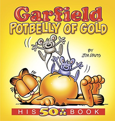 [ GARFIELD: POTBELLY OF GOLD ] Garfield: Potbelly of Gold By Davis, Jim ( Author ) Aug-2010 [ Paperback ]