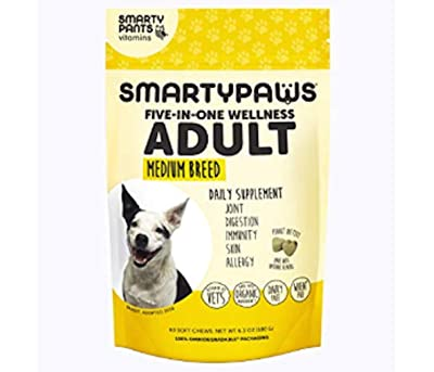 Dog Supplement Chew- Adult Medium
