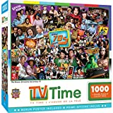 MasterPieces TV Time Puzzles Collection - 70s Shows 1000 Piece Jigsaw Puzzle
