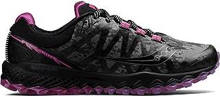 Saucony Men's VERSAFOAM Inferno Road Running Shoe, Grey/Navy/Citron, 9 M US