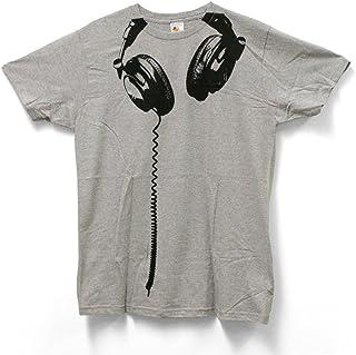 Impact Headphones big print subway fitted jersey tshirt