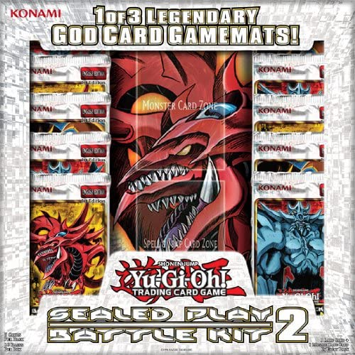 nueva marca YUGIOH BATTLE PACK 2 BATTLE KIT BRAND NEW AND AND AND SEALED  disfruta ahorrando 30-50% de descuento