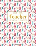 Teacher Lesson Planner: Weekly and Monthly Calendar Agenda | Academic Year July 2019 through June 2020 | Includes Quotes & Holidays | Beautiful ... Cover (2019-2020) | 8.5 x 11 inches 150 pages