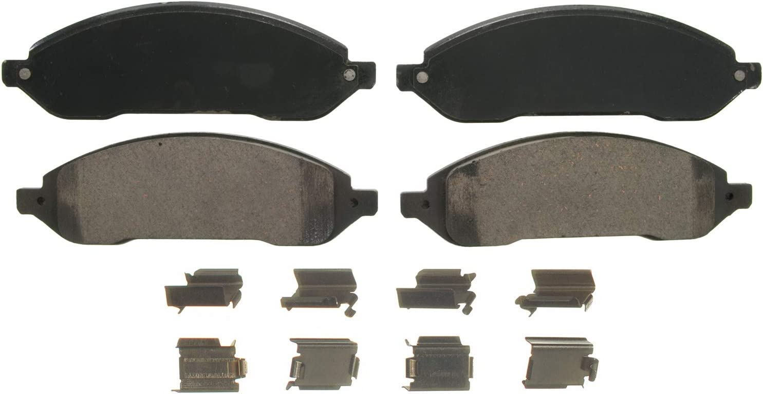 Wagner QuickStop ZD1022 Memphis Mall Ceramic Disc Pad Brake Set Sale special price