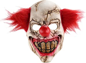 Best new it clown mask Reviews