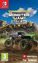 Monster Jam Steel Titans 2(Nintendo Switch)