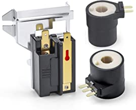 Sponsored Ad - Cenipar 338906 Gas Dryer Flame Sensor & 279834 Dryer Gas Valve Solenoid Coil Kit for Dryer