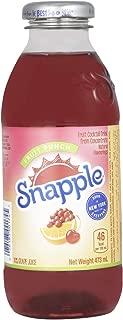 Snapple Fruit Punch Juice, 473 ml