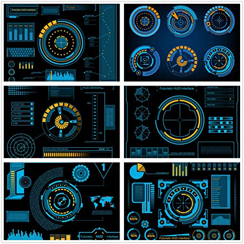 Abstract the future modern high-tec…