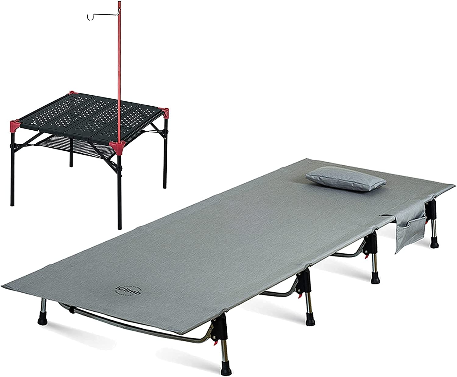 iClimb 1 Super Easy Assemble Cot Indefinitely Out Hollow Extendable and NEW before selling ☆ Tab