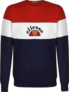 qualité nouvelle sélection modèles à la mode Amazon.fr : ellesse - Sweat-shirts / Sweats : Vêtements