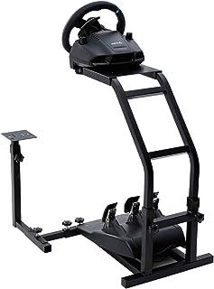 Z ZELUS Soporte para Volante para Logitech G27 G29 G920 Racing Steering Wheel Stand Soporte de Volante de Carrera No Incluye Volante Pedales y Palanca de Cambio
