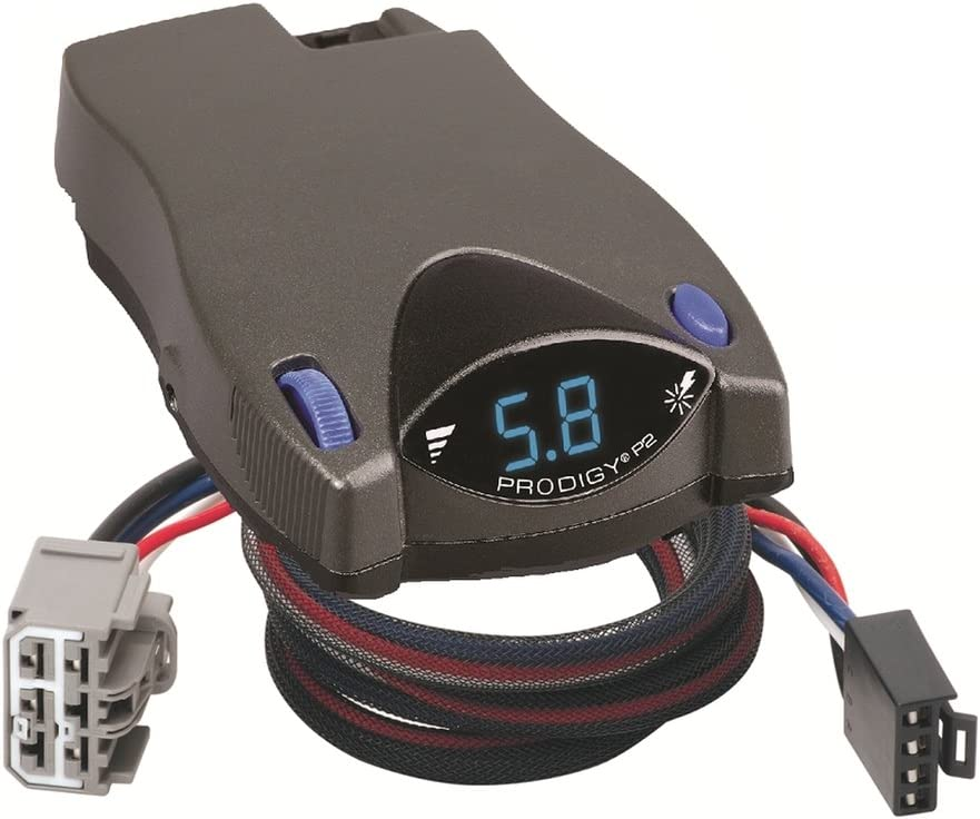 TEKONSHA P2 PRODIGY BRAKE CONTROL FOR + 35% OFF 2021 spring and summer new 09-12 WIRING HARNESS
