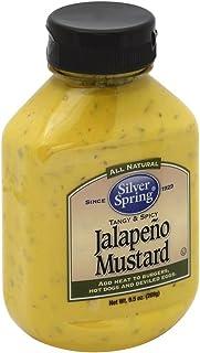Silver Springs Mustard Jalapeno (Pack of 2)