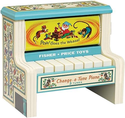 Fisher-Price Classics Change A Tune Piano