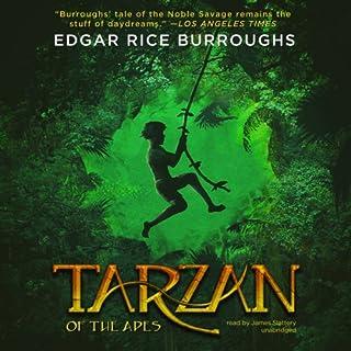Tarzan of the Apes [Blackstone Edition] cover art
