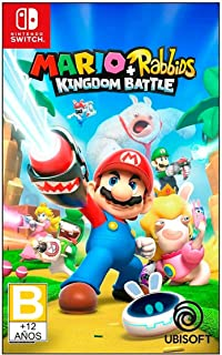 Mario + Rabbids Kingdom Battle - Nintendo Switch - Mario + Rabbids Kingdom Battle Edition