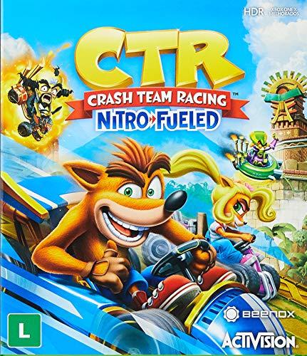 Crash Team Racing Nitro Fueled - Xbox One