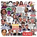 50-Pack ORC The Office Funny Stickers