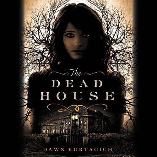 The Dead House audiobook cover art
