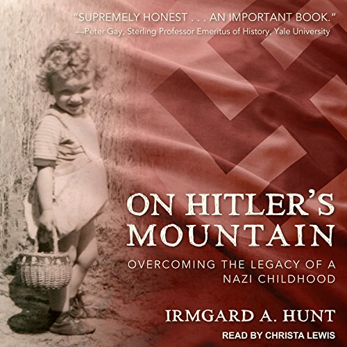 On Hitler's Mountain audiobook cover art