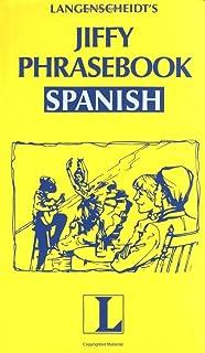 Jiffy Phrasebook: Spanish