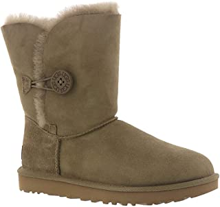 UGG Bailey Button II, Boot for Women 38 Beige