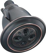 Delta 75158RB Traditional Adjustable Water-Amplifying Shower Head, Venetian Bronze