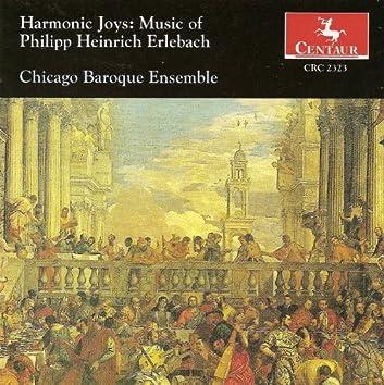 Erlebach, P.H.: Trio Sonatas Nos. 1-3