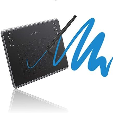 Huion inspiroy h430p OSU tablet Tablet Gráfica para dibujo Battery-free Stylus con 4096 niveles y 4 llaves de Express